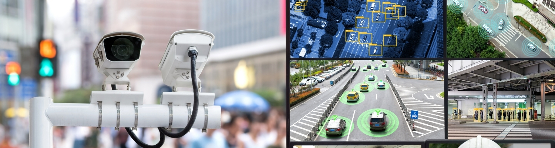 Instalación, configuración y operación de cámaras CCTV